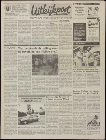 Uitkijkpost : nieuwsblad voor Heiloo e.o. 1991-06-19
