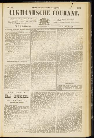Alkmaarsche Courant 1901-08-21