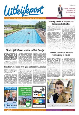Uitkijkpost : nieuwsblad voor Heiloo e.o. 2015-05-27