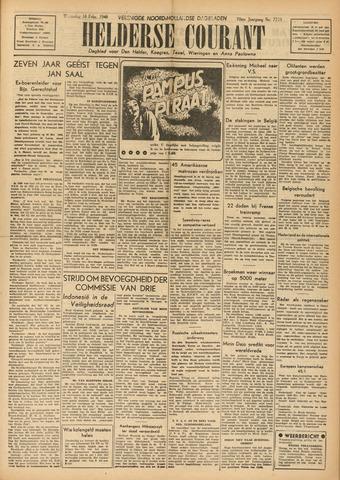 Heldersche Courant 1948-02-18