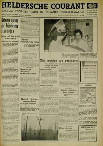 Heldersche Courant 1939-11-21