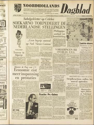 Noordhollands Dagblad : dagblad voor Alkmaar en omgeving 1962-01-05