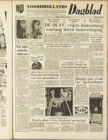 Noordhollands Dagblad : dagblad voor Alkmaar en omgeving 1959-05-29