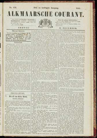 Alkmaarsche Courant 1881-12-23
