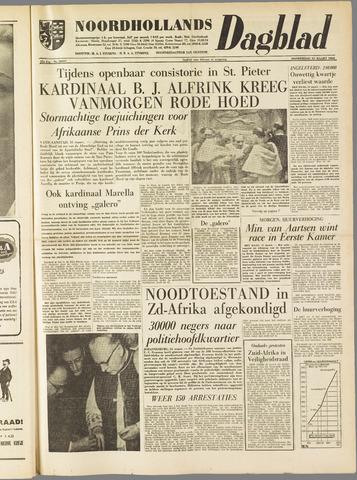 Noordhollands Dagblad : dagblad voor Alkmaar en omgeving 1960-03-31