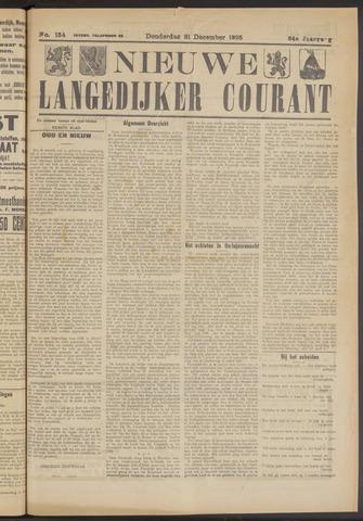 Nieuwe Langedijker Courant 1925-12-31