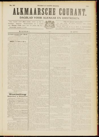 Alkmaarsche Courant 1910-06-20