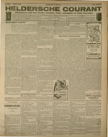 Heldersche Courant 1931-05-21