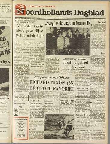 Noordhollands Dagblad : dagblad voor Alkmaar en omgeving 1968-08-06