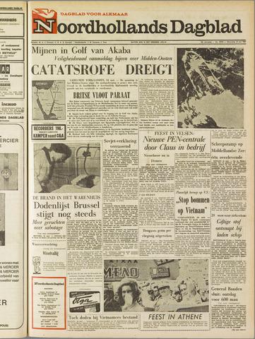 Noordhollands Dagblad : dagblad voor Alkmaar en omgeving 1967-05-24