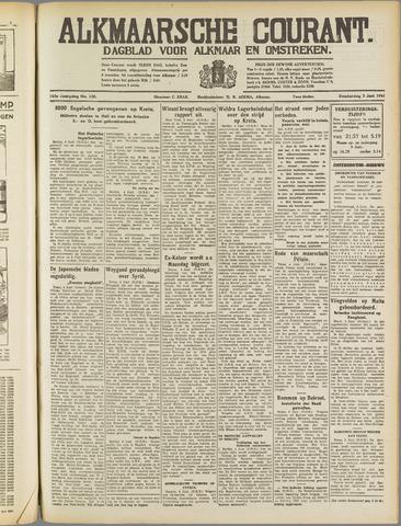Alkmaarsche Courant 1941-06-05