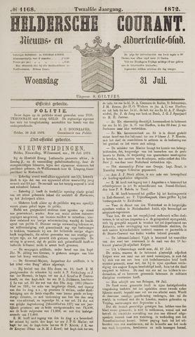 Heldersche Courant 1872-07-31