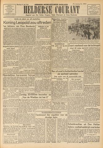 Heldersche Courant 1950-07-31