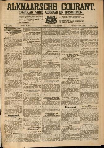 Alkmaarsche Courant 1930-07-01