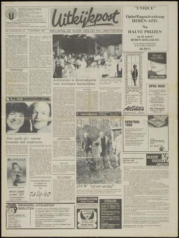 Uitkijkpost : nieuwsblad voor Heiloo e.o. 1989-12-13