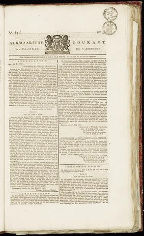 Alkmaarsche Courant 1831-08-08