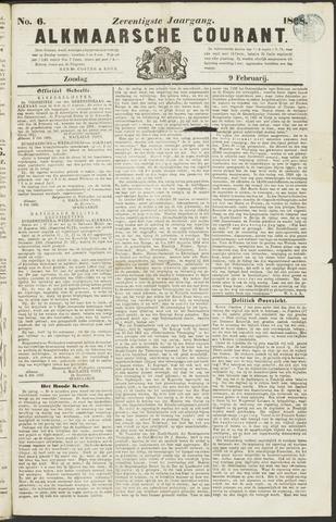 Alkmaarsche Courant 1868-02-09