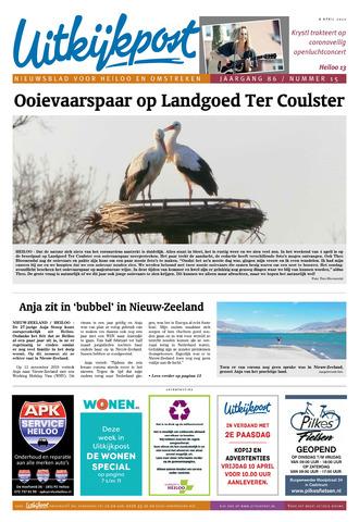 Uitkijkpost : nieuwsblad voor Heiloo e.o. 2020-04-08