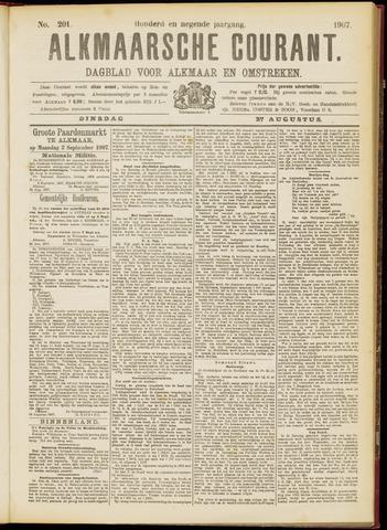 Alkmaarsche Courant 1907-08-27