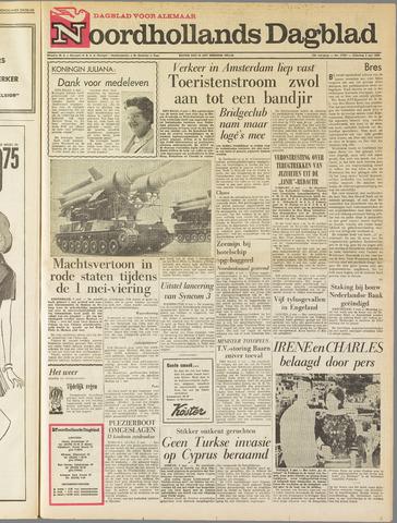 Noordhollands Dagblad : dagblad voor Alkmaar en omgeving 1964-05-02