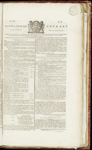 Alkmaarsche Courant 1825-08-29