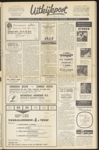 Uitkijkpost : nieuwsblad voor Heiloo e.o. 1969-03-12