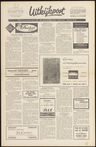 Uitkijkpost : nieuwsblad voor Heiloo e.o. 1966-06-30