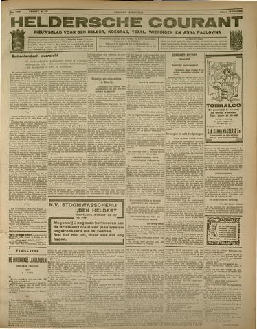 Heldersche Courant 1931-05-12