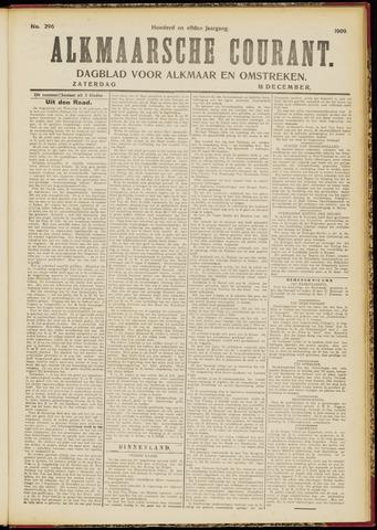 Alkmaarsche Courant 1909-12-18