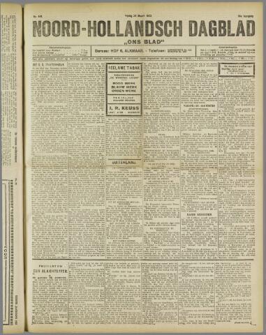 Ons Blad : katholiek nieuwsblad voor N-H 1922-03-24