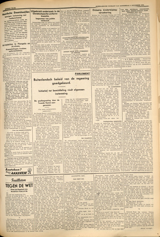 Alkmaarsche Courant 1939-11-11