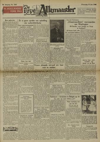 De Vrije Alkmaarder 1948-06-16