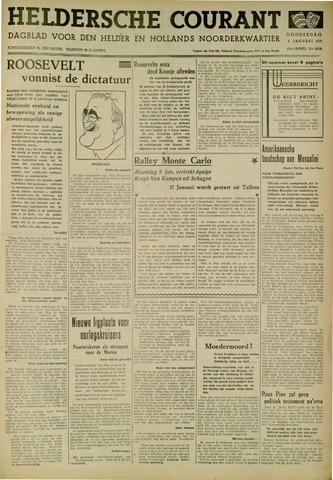 Heldersche Courant 1939-01-05