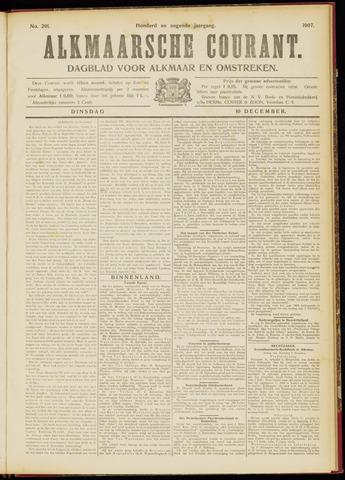 Alkmaarsche Courant 1907-12-10