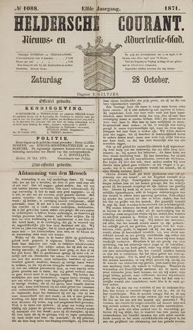 Heldersche Courant 1871-10-28