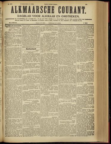 Alkmaarsche Courant 1928-05-07
