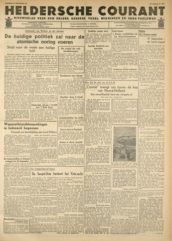Heldersche Courant 1946-09-21