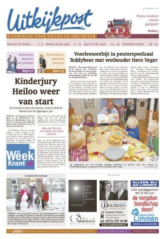 Uitkijkpost : nieuwsblad voor Heiloo e.o. 2010-01-27