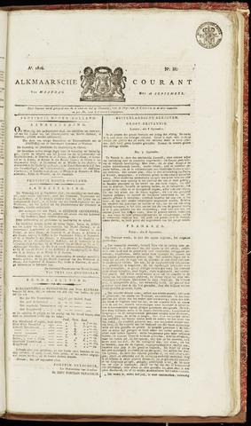 Alkmaarsche Courant 1826-09-18