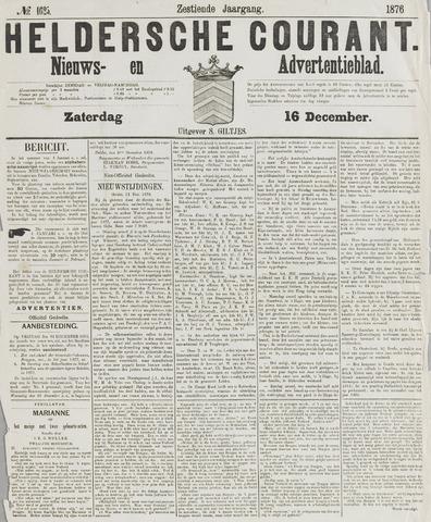 Heldersche Courant 1876-12-16