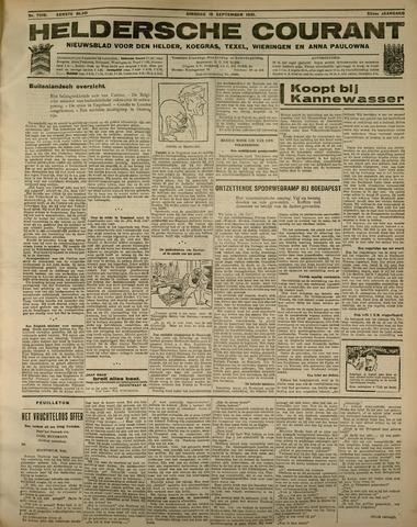 Heldersche Courant 1931-09-15