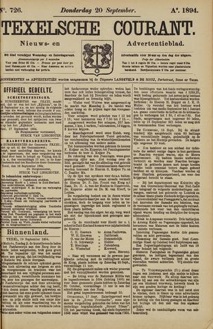 Texelsche Courant 1894-09-20