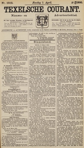 Texelsche Courant 1900-04-01