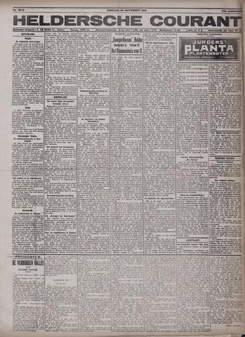 Heldersche Courant 1919-11-25