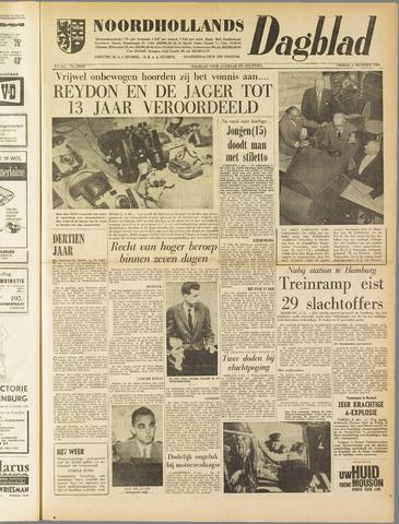 Noordhollands Dagblad : dagblad voor Alkmaar en omgeving 1961-10-06