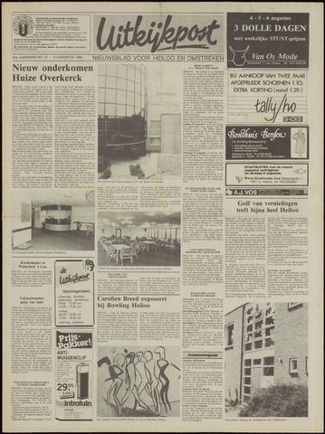 Uitkijkpost : nieuwsblad voor Heiloo e.o. 1988-08-03