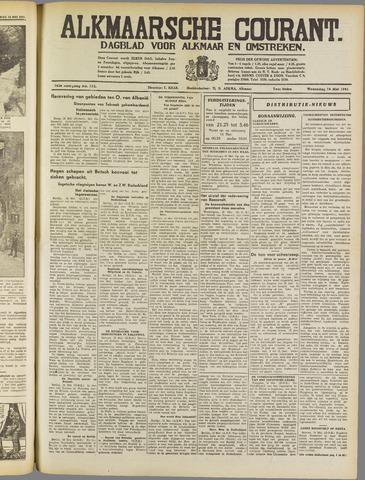 Alkmaarsche Courant 1941-05-14