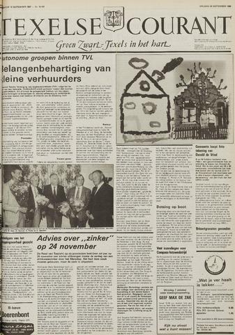 Texelsche Courant 1986-09-26