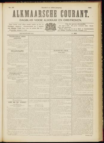 Alkmaarsche Courant 1909-05-06