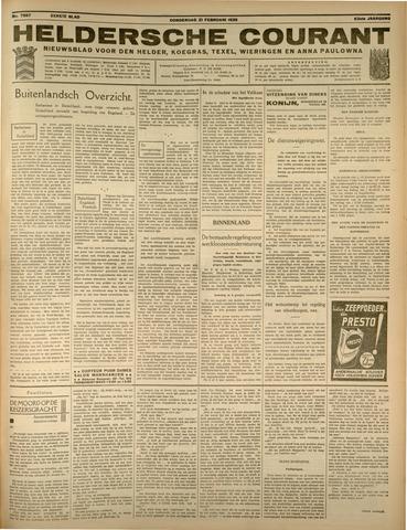 Heldersche Courant 1935-02-21